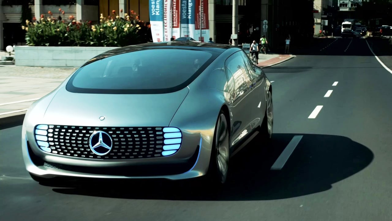 Cars of the future: 5 things they'll have