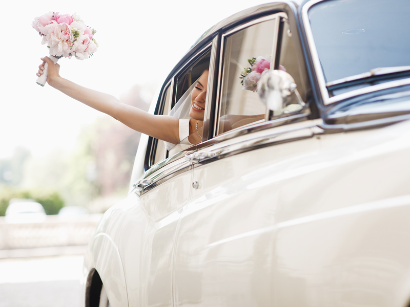 The 5 Best Hire Cars For Your Wedding