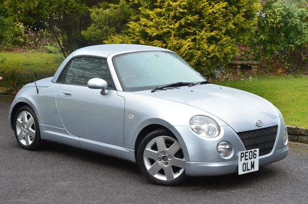 automotos uk for sale daihatsu copen 659kw 2006 petrol rh automotos co uk Suzuki Cappuccino Honda Beat