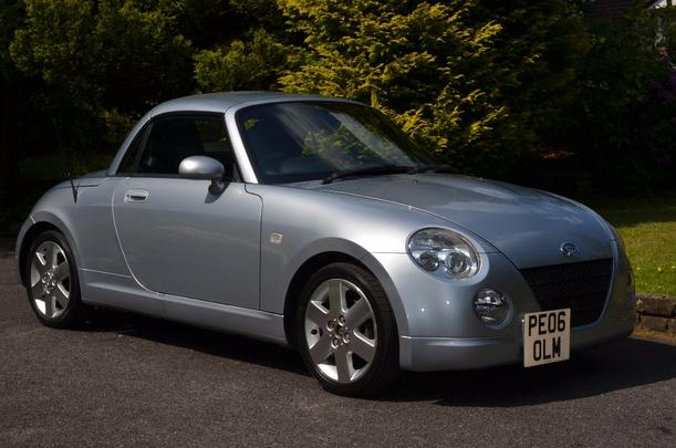 automotos uk for sale daihatsu copen 659kw 2006 petrol rh automotos co uk daihatsu copen service manual daihatsu copen user manual