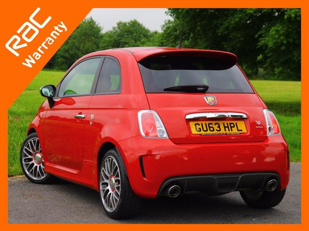 Abarth 500 1368kW for sale Mccarthy Cars