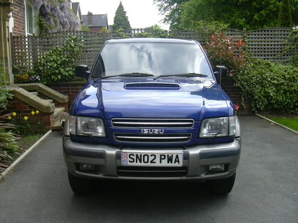 automotos uk | for sale isuzu trooper 2999kw, 2002 diesel estate