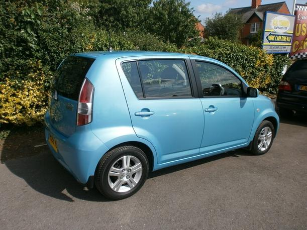 Automotos UK | For Sale Daihatsu Sirion 1298kW, 2006 Petrol