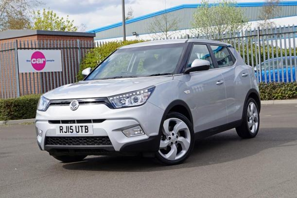 Ssangyong Tivoli 1597kW for sale The Car People (Wakefield)