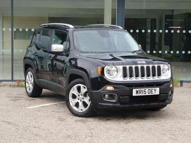 automotos uk for sale jeep renegade 1598kw 2015 diesel. Black Bedroom Furniture Sets. Home Design Ideas