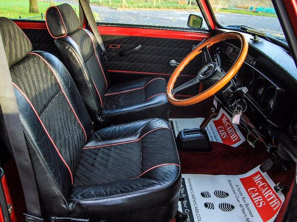 Rover Mini 1275kW for sale Mccarthy Cars