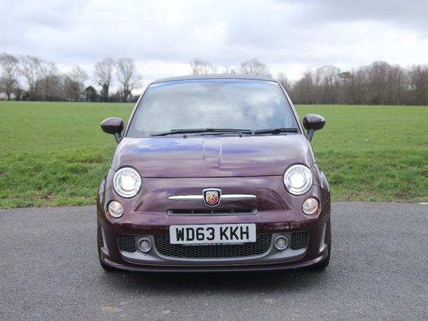 Abarth 500c for sale Mccarthy Cars