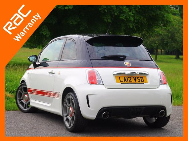 Abarth 500 1400kW for sale Mccarthy Cars