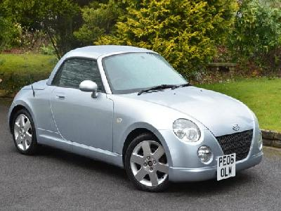 Daihatsu Copen 659KW for sale Peter Reeves Ltd