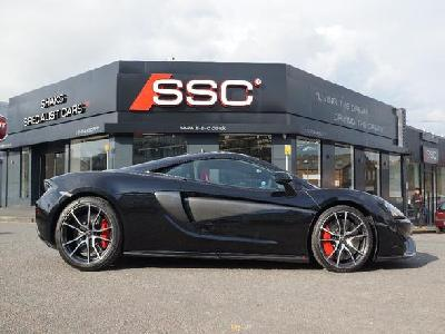 Mclaren 570s 3800KW for sale Shaks Specialist Cars Ltd
