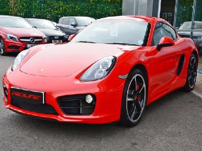Porsche Cayman 3400KW for sale Redline Specialist Cars