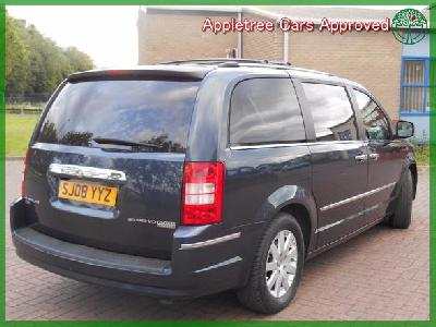 Chrysler Grand Voyager 3199KW for sale Appletree Cars Ltd