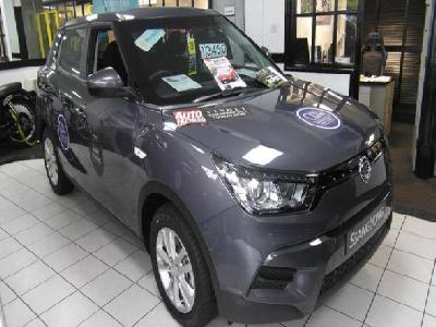 Ssangyong Tivoli 2157KW for sale Ashbank Garage Ltd