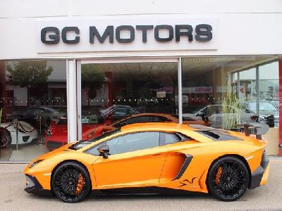 Lamborghini Aventador 6500KW for sale GC Motors