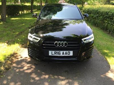 Audi Q3 1395KW for sale Part Exchange Direct