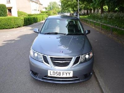 Saab 9-3 1910KW for sale Scott Baillie Cars