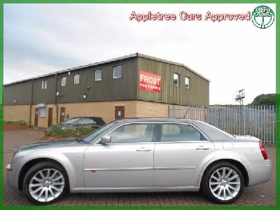 Chrysler 300c 2987KW for sale Appletree Cars Ltd