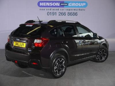 Subaru Xv 1998KW for sale Henson Motor Group