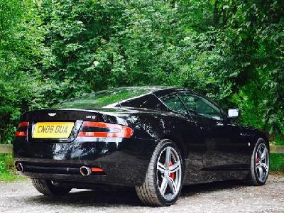 Aston Martin Db9 5935KW for sale R & W Motor Company Ltd