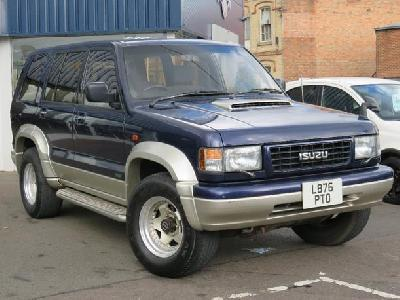 Isuzu Bighorn 3100KW for sale F.G Cars Ltd