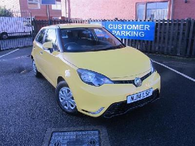 Mg Mg3 1498KW for sale HPL Motors - Oldham