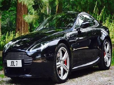 Aston Martin Vantage 4735KW for sale R & W Motor Company Ltd