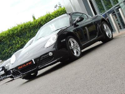 Porsche Cayman 3387KW for sale Redline Specialist Cars