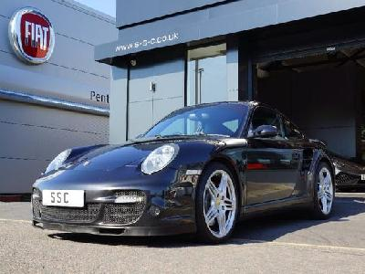 Porsche 911 3600KW for sale Shaks Specialist Cars Ltd