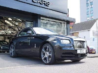 Rolls Royce Wraith 6749KW for sale Shaks Specialist Cars Ltd