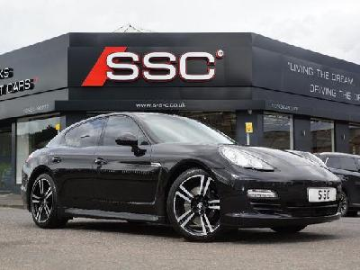 Porsche Panamera 2967KW for sale Shaks Specialist Cars Ltd