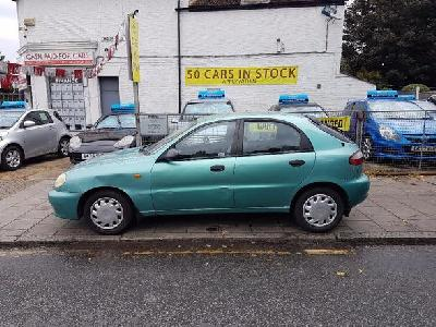 Daewoo Lanos 1598KW for sale Alastair Cars Ltd