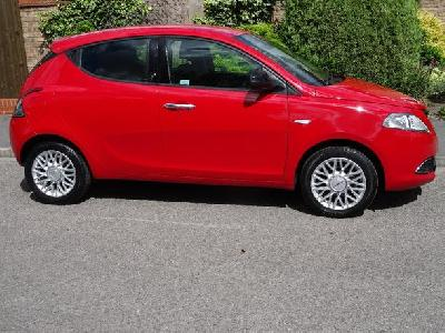 Chrysler Ypsilon 1242KW for sale Copmanthorpe Motor Sales