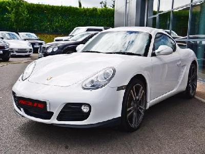 Porsche Cayman 2900KW for sale Redline Specialist Cars
