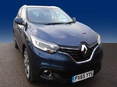 Renault Kadjar 1598KW for sale Benfield Renault / Nissan