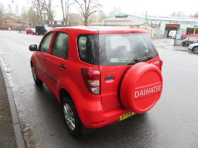 Daihatsu Terios 1495KW for sale Desirable Motors