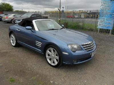 Chrysler Crossfire 3199KW for sale Easy Drive Cars Ltd