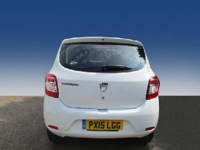 Dacia Sandero 898KW for sale Benfield Renault / Nissan