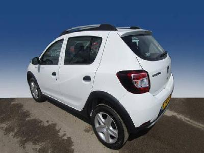 Dacia Sandero Stepway 1461KW for sale Benfield Renault / Nissan
