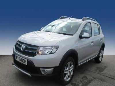 Dacia Sandero Stepway 898KW for sale Benfield Renault / Nissan