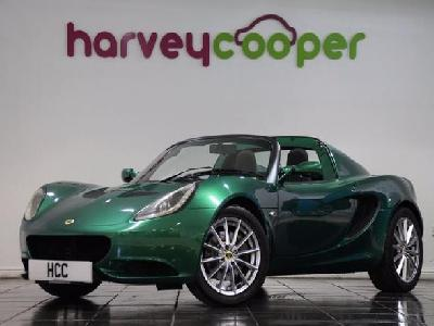 Lotus Elise 1598KW for sale Harvey Cooper Cars