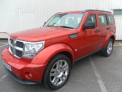 Dodge Nitro 2777KW for sale Easy Car Finance