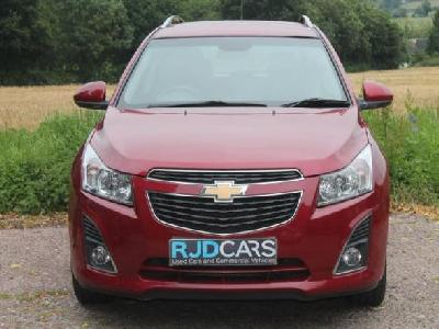 Chevrolet Cruze 1796KW for sale RJD Cars Ltd