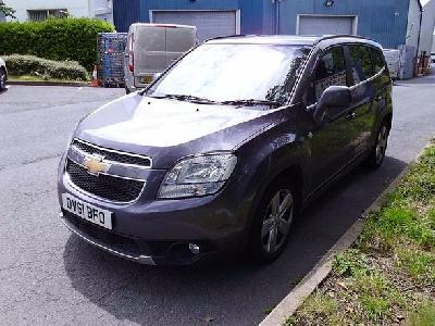 Chevrolet Orlando 1998KW for sale Riverside Car Sales Ltd
