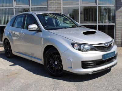 Subaru Impreza 2457KW for sale Yorkshire Vehicle Solutions
