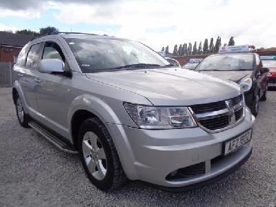Dodge Journey 1968KW for sale Trade Centre Crewe Ltd