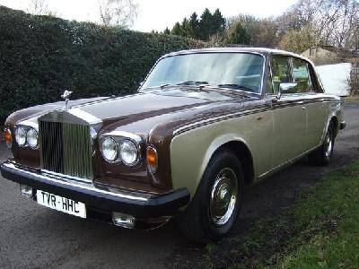 Rolls Royce Phantom 6750KW for sale Hexham Horseless Carriages