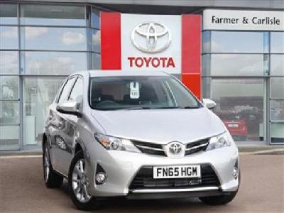 Toyota Auris 1329KW for sale Farmer and Carlisle Loughborough