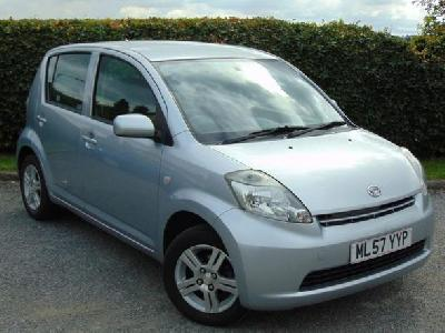 Daihatsu Sirion 998KW for sale Stockport Car Supermarket