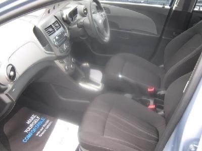 Chevrolet Aveo 1398KW for sale Cannock Road Garage
