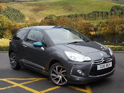 Citroen Ds3 1199KW for sale Wilmoths Citroen Eastbourne